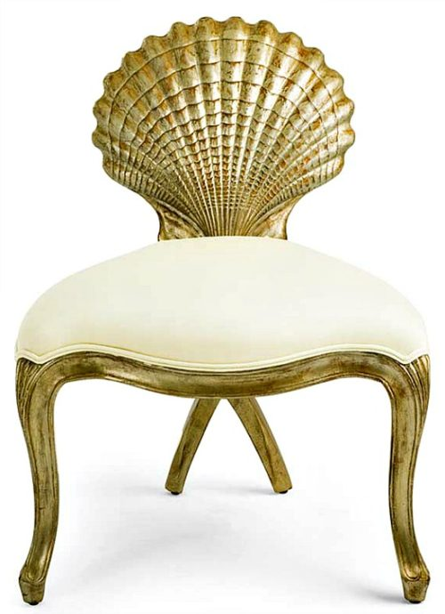 Venus chair by Christopher Guy