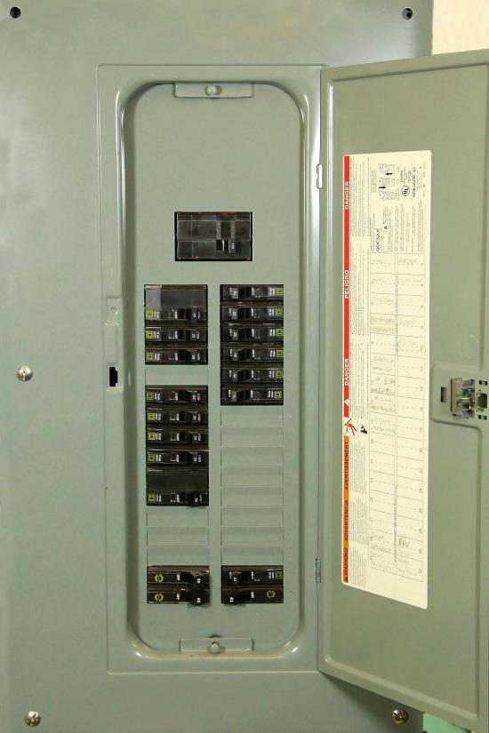 Main-Breaker-Panel