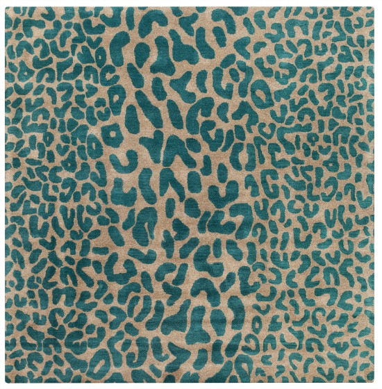 Hand-tufted-Jungle-Animal-Print-Square-Wool-Area-Rug-4-x-4-dd636546-bf60-4d80-a6db-c375bd41321d