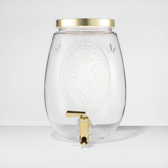 Plastic Beverage Dispenser
