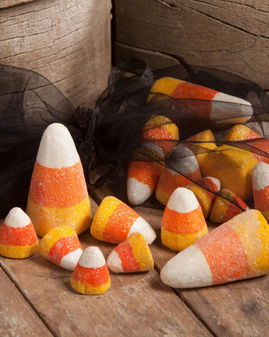 Bethany LoweCandy Corns in Bag Halloween Decor, Set of 20