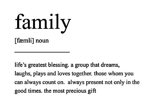 family-noun