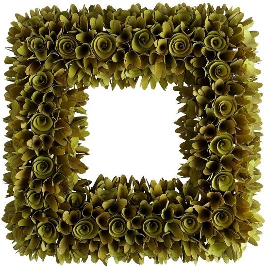 green-curl-wreath