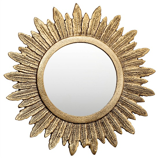 decorative-round-mirror
