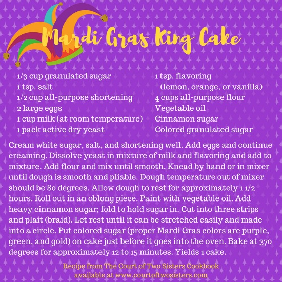 Mardi-Gras-King-Cake-recipe-Court-of-Two-Sisters-cookbook