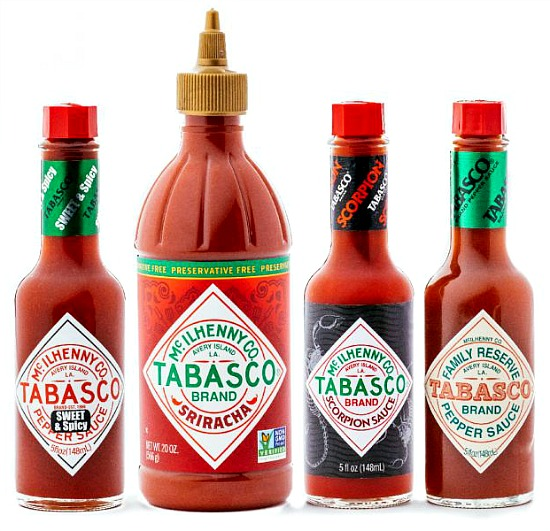 TABASCO® Hard-to-Find Sauce Gift Set