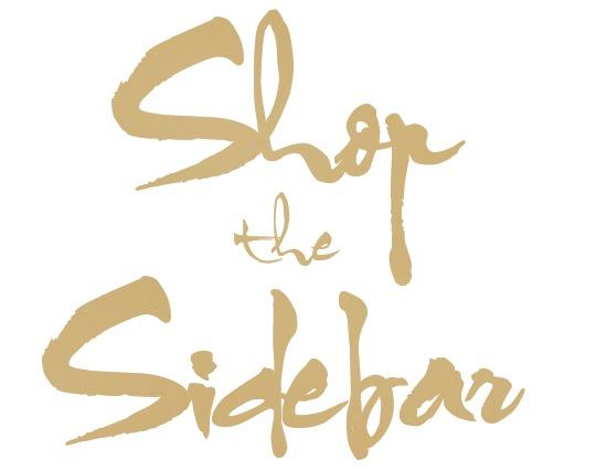shop the sidebar