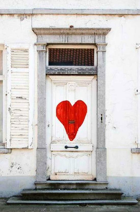 heart-door