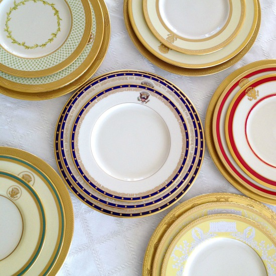 Lenox-presidential-china-patterns