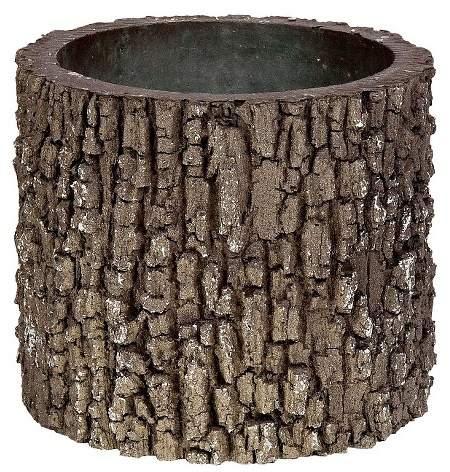 Nature Innovations Oak Log Planter