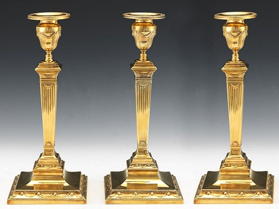 gold-candlesticks
