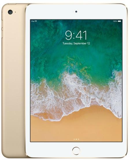 Apple iPad mini 4 Wi-Fi 128GB Gold