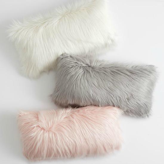 Furrific Lumbar Pillow Cover