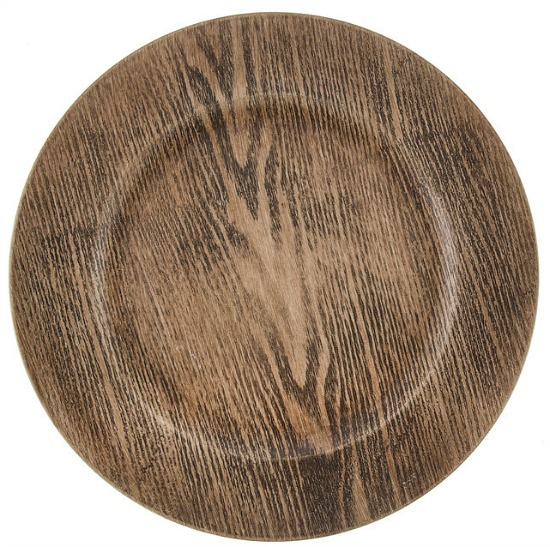 wood-pattern-plate-charger