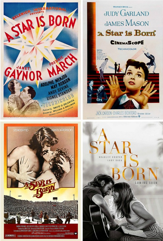 A Star Is Born Posters