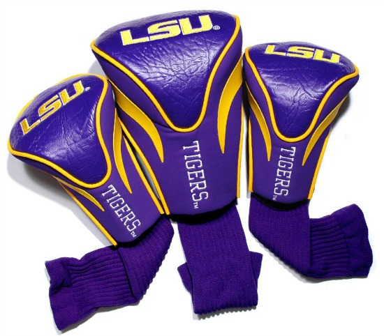 Collegiate 3 Piece Contour Headcovers
