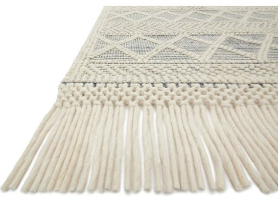 Magnolia Home Holloway Rug - Navy and Ivory
