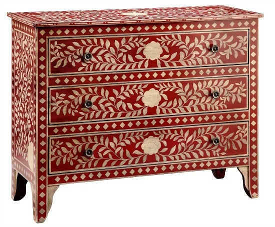 West Brookfield 3 Drawer Accent Chest