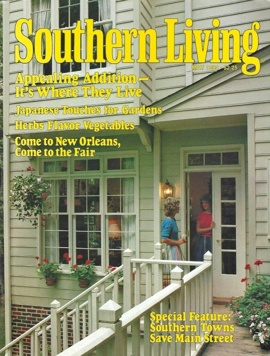 southern living magazine 1984