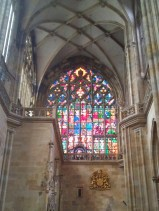 Stained Glass, St Vitus Cathedral