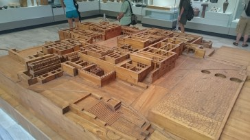 Model of the Palace at Knossos