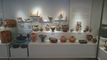 Pottery from Knossos