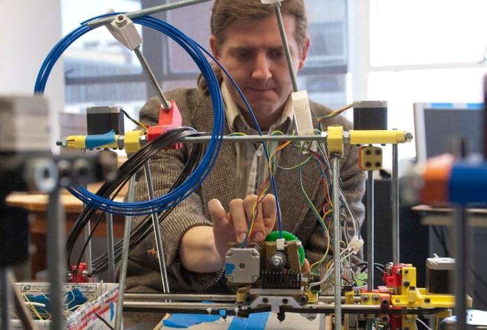 Ingeniería 3d printing