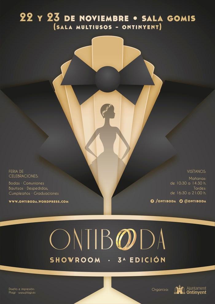 CARTEL OntiBoda 3a Edición (A3)
