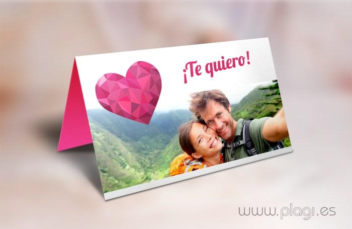 MOCKUP Felicitación San Valentín