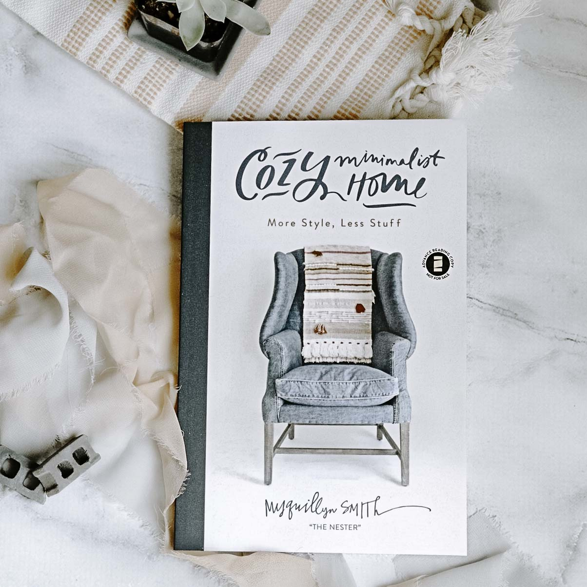 Image result for Cozy Minimalist Home book
