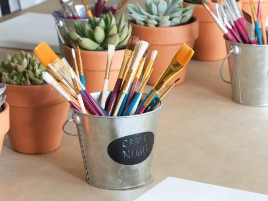 Make It Memorable 8 Craft Party Project Ideas Plaid Online