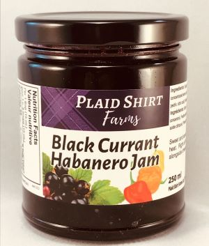 Black Currant Habanero Jam