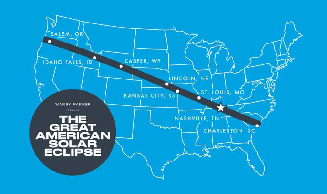 This August is the first time in 99 years that a total solar eclipse will travel across the USA. These top 9 tips will help you see the path of totality!