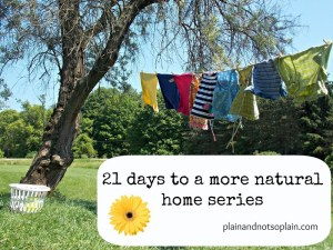 all natural home series
