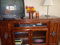 Glass Replacement: Replacement Entertainment Center Glass ...
