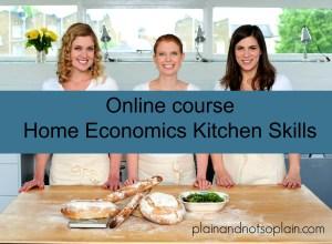 kitchen course