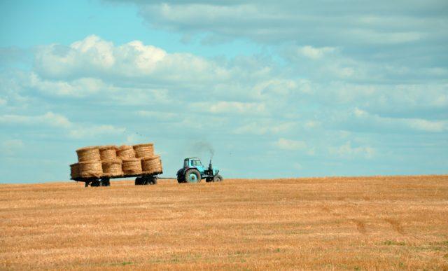 Amish farm Equipment.