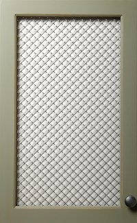 DENSE WIRE MESH CLOTH FOR CABINET DOORS  Cabinet Doors