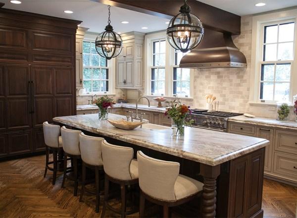 tudor style kitchen Modernizing a Classic English Tudor Home   Plain & Fancy