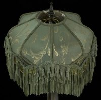 Victorian Table Lamp Shade TF19