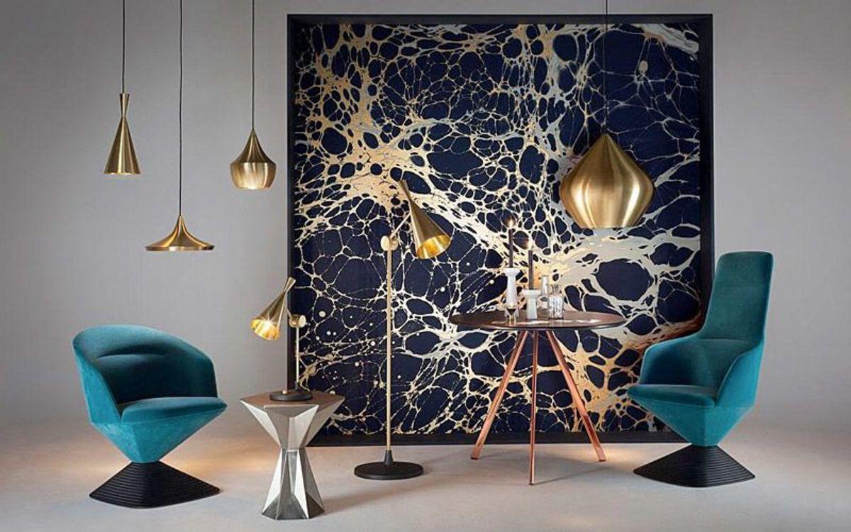 Elevating Wallpaper Into Fine Art