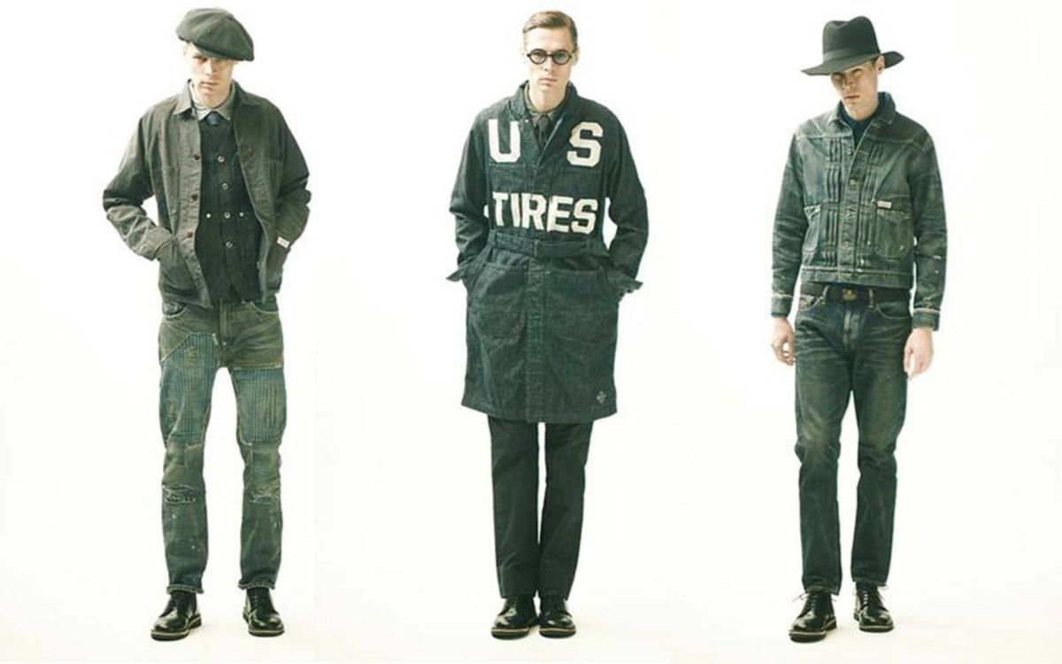 Americana By Way of Japan: Menswear Brands You Should Know