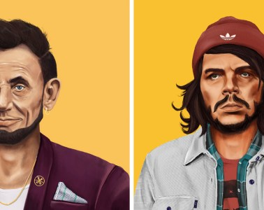 Amit Shimoni Hipstory Illustration