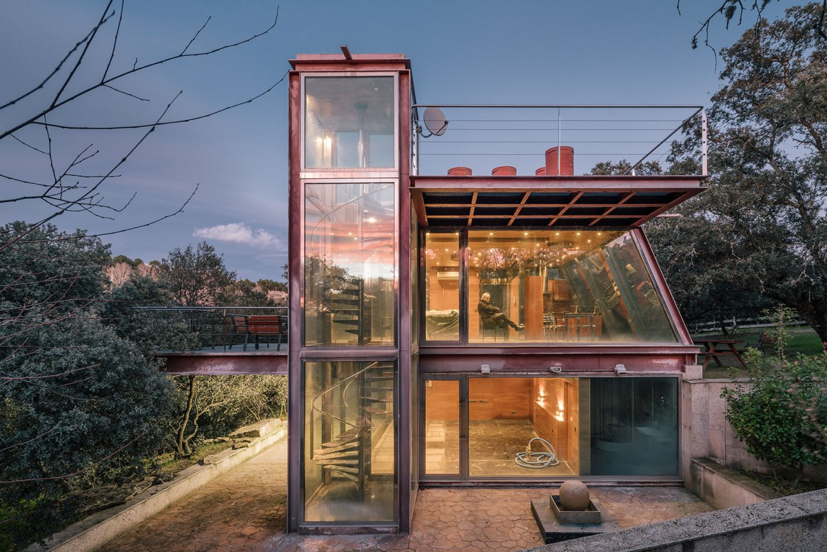 Glass House Penelas Architects