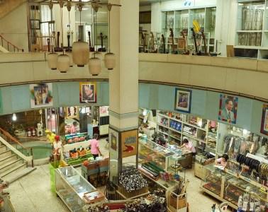 Nightingale-Olympic Bangkok mall