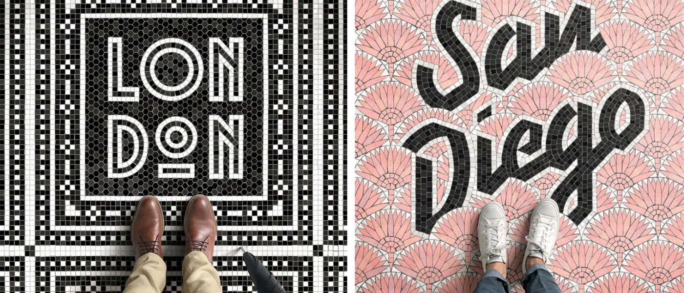 Mosaics Fauxsaics Nick Misani Art