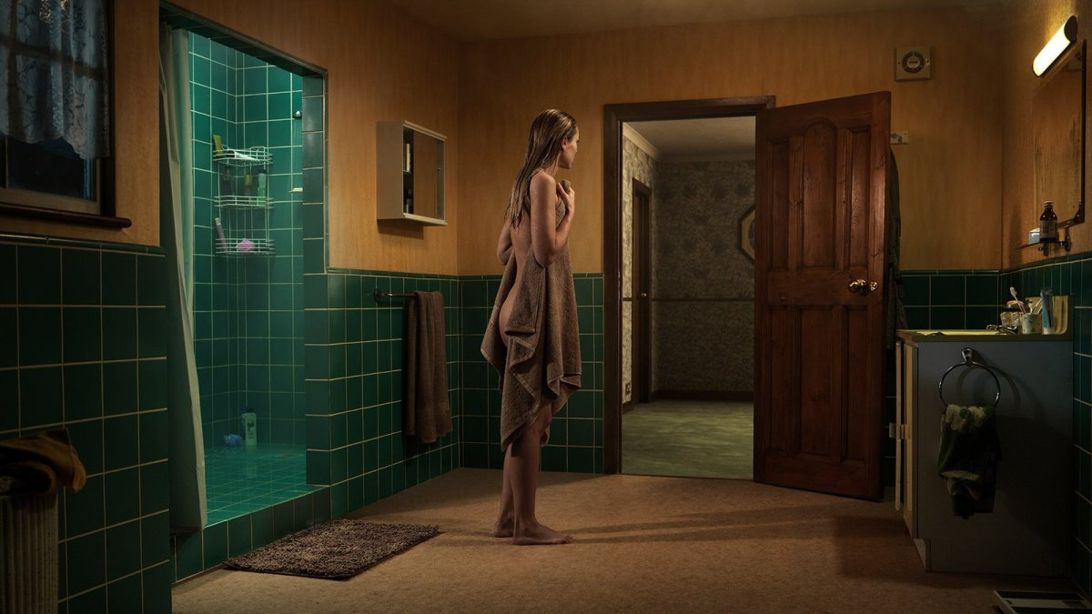 Nicky Hamilton The Lonely Man Photography