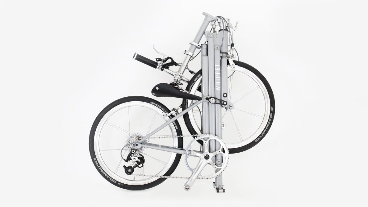 Whippet Bicycle Graham Powell Design