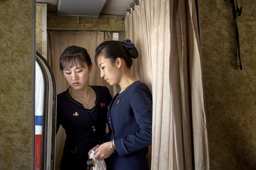 Air Koryo Arthur Mebius North Korea Photography