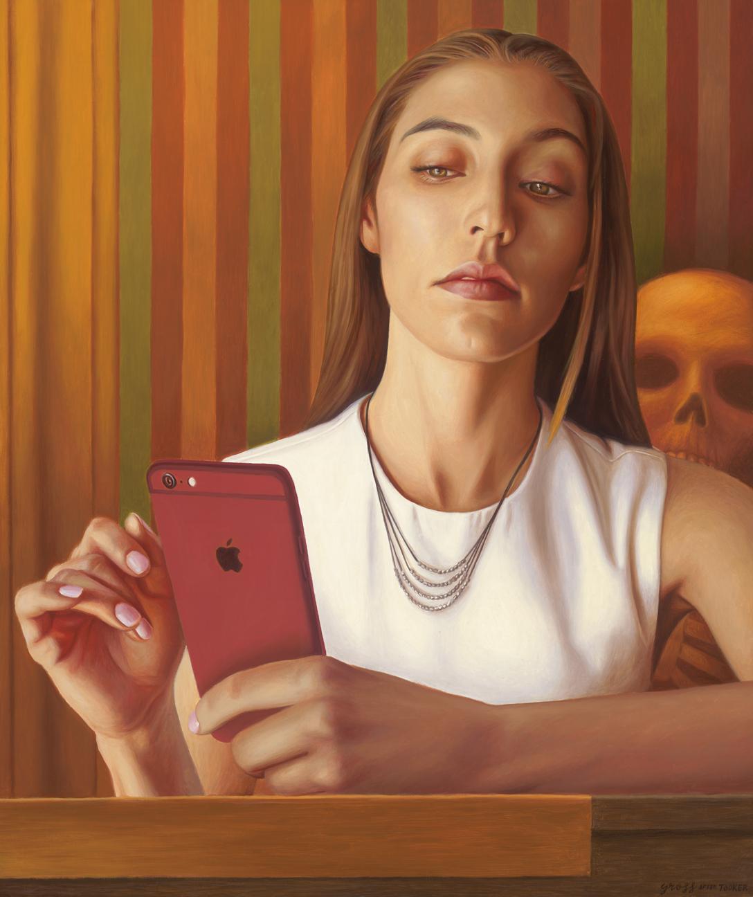 Alex Gross Illustration Art